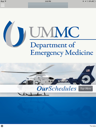 【免費醫療App】Emergency Medicine at UMMC-APP點子