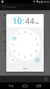 Music Sleep Timer- screenshot thumbnail