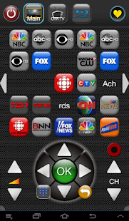 Universal Remote Control by TS - screenshot thumbnail