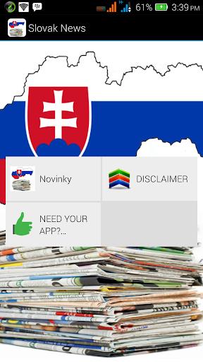 Slovak News Slovensko novinky