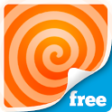 Spiral Live Wallpaper FREE icon