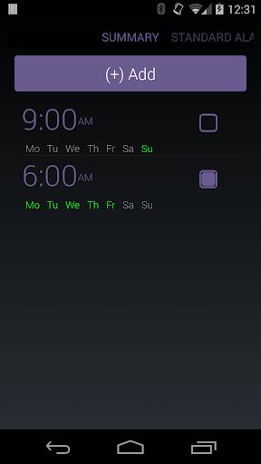 Standard Alarm - Premium