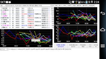 Screenshot of SpadePlus Race Handicapper