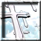 Christian Cross LWP icon