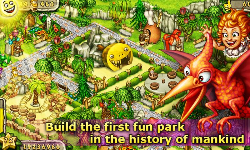 Prehistoric Park Builder screenshot #1