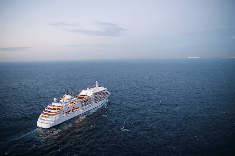Silver Spirit is at the top of the Silversea cuise  experience, featuring enhancements such as a substantial spa and the largest stateroom suites in the fleet.