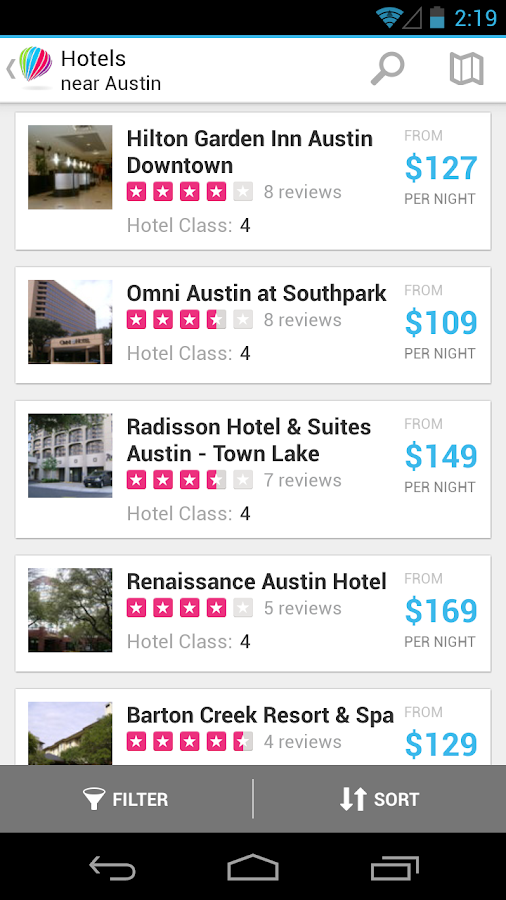 Austin City Guide - Gogobot - screenshot