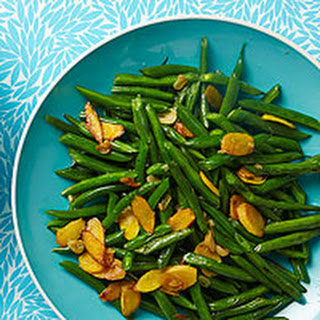 Garlic-Ginger Beans