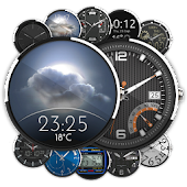 Clocki Watch Faces for Wear