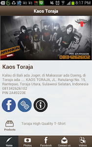 Kaos Toraja screenshot 0