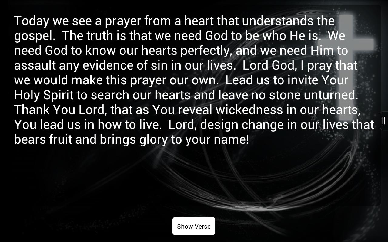 Verse-A-Day Bible Verses -