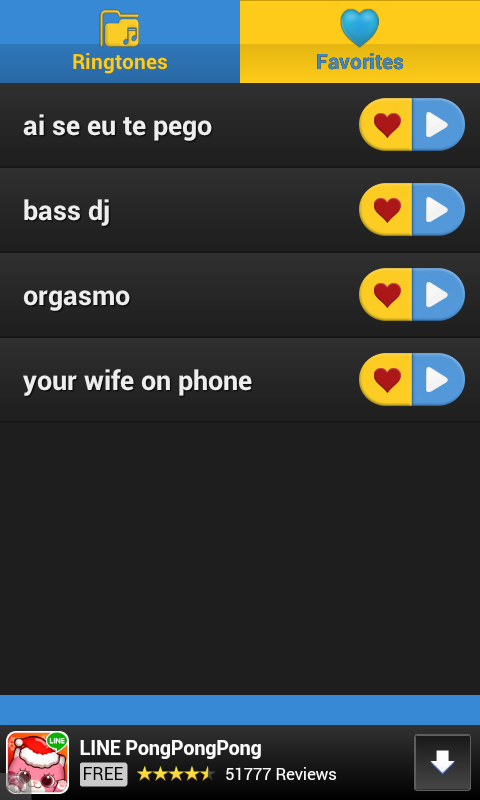 Cell Phone Ringtones - screenshot