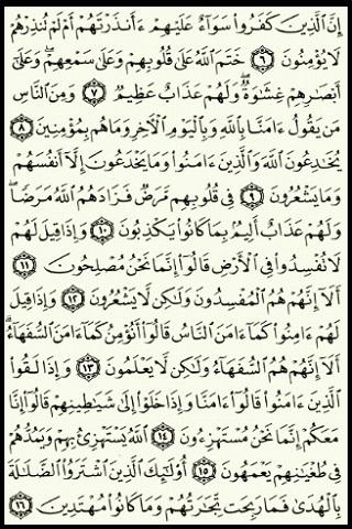 Al-Quran - screenshot