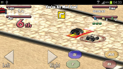 Time to Rock Racing Demo apk v1.6 - Android
