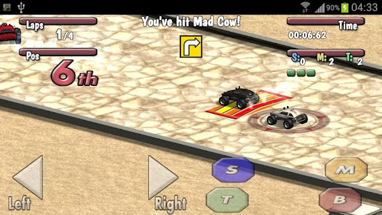 Time to Rock Racing Demo - screenshot thumbnail