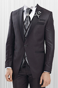 Man Fashion Suit screenshot 0