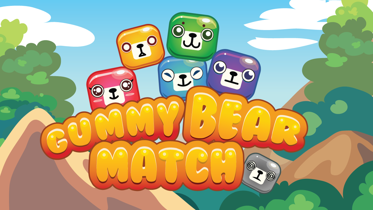 Gummy Bear Match - screenshot