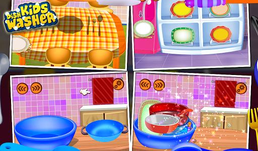 Kids Dish Washer v2.2