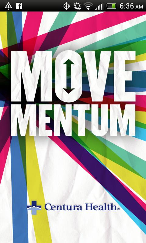 Movementum - screenshot