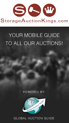 SAK Live Auctions Calendar