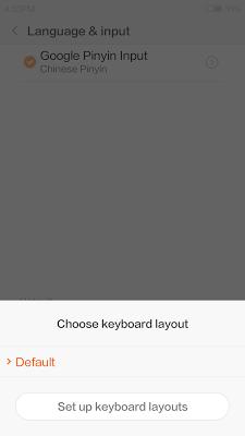 NZ Myanmar Physical Keyboard - screenshot