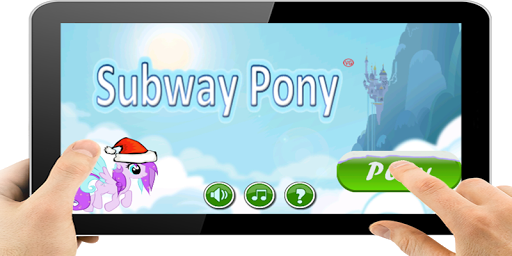 Subway Pony Surf