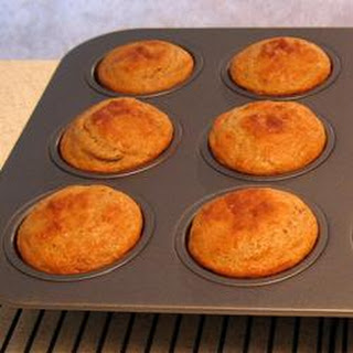 Whole Wheat and Nuts Muffins.