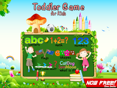 Toddler Games for Kids