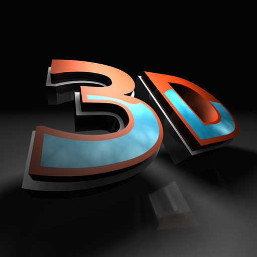 3d logo design services android apps on google play. Black Bedroom Furniture Sets. Home Design Ideas