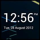 Minimalistic Digital Clock icon
