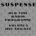 Suspense OTR Vol #5 1944 icon