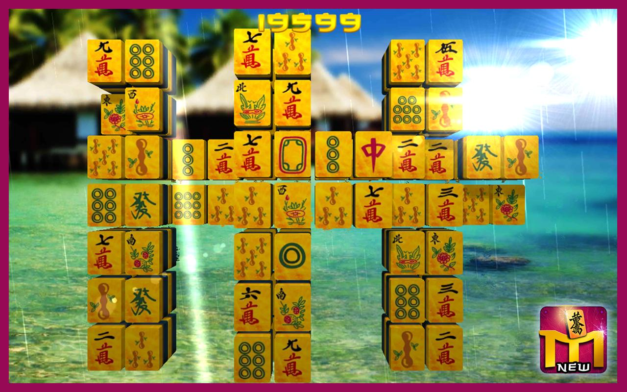 Mahjong Fortune - screenshot