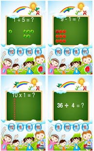 Maths Bee For Kids Free - screenshot thumbnail