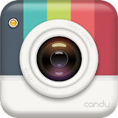 Download Candy Camera - Sticker APK to PC