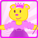 Dress Up Game Pepa Dresses icon