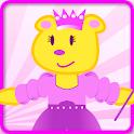 Пепа Dressup игры платьица icon