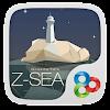 Z-sea GO Launcher Theme APK