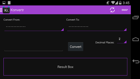 Konvertr Free - Unit Converter - screenshot thumbnail