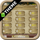 GOContacts theme Pirate