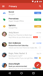 Gmail APK screenshot thumbnail 1