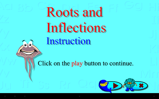 【免費解謎App】Roots and Inflections-APP點子
