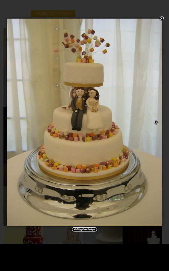 Wedding Cake Designs - Android Apps on Google Play