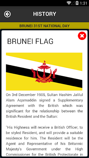 Brunei National Day