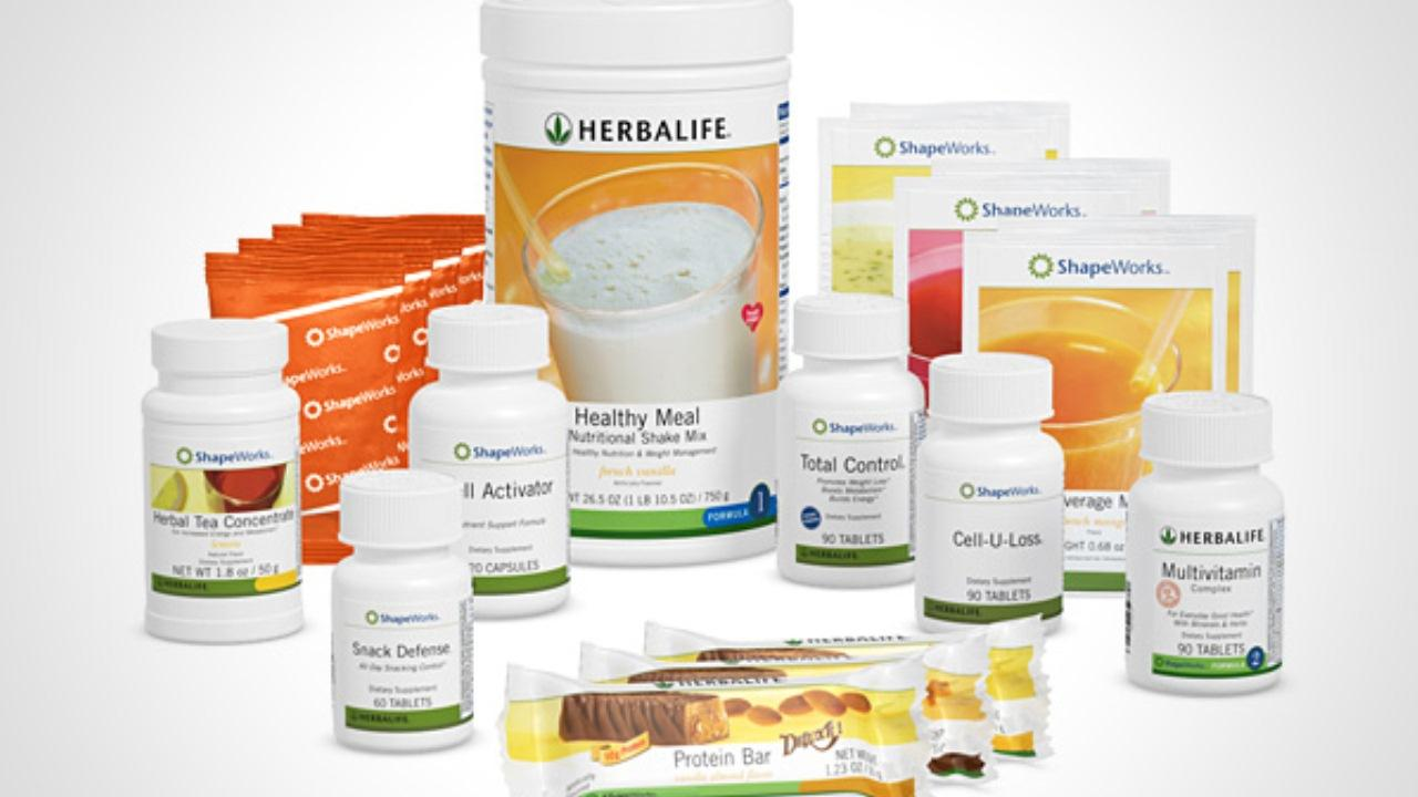 Herbalife Gomez Health - screenshot