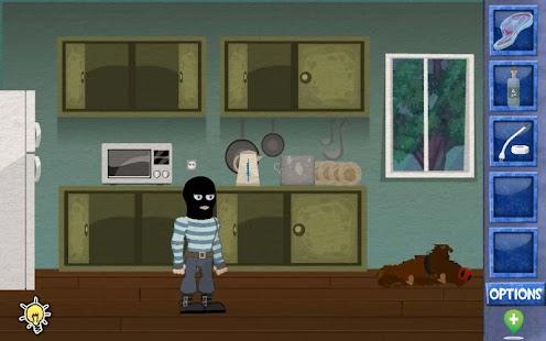 笨賊密室逃脫之金蟬脫殼- 史上最小蘋果的解密遊戲