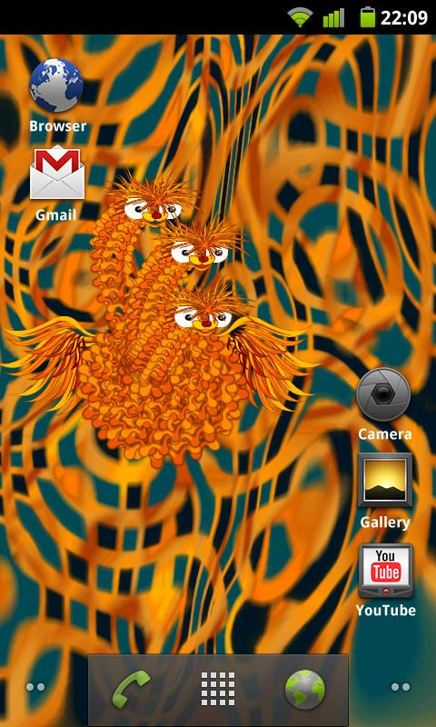 Bestiary Live Wallpaper- screenshot