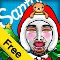 Comic Santa Mask Lite logo
