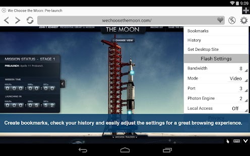 Photon Flash Player & Browser - screenshot thumbnail