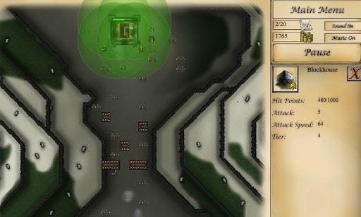堡壘的啟發防禦遊戲