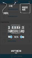 Screenshot of Fahrschulcard
